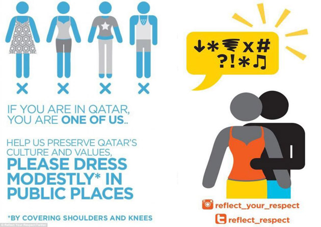 Awesome Qatari Women Dress Code Not Pass The Dress Code