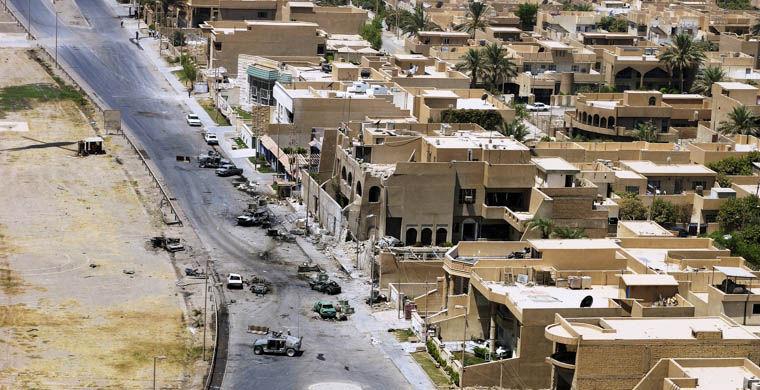 Bagdad - cel mai nefavorabil pentru viață