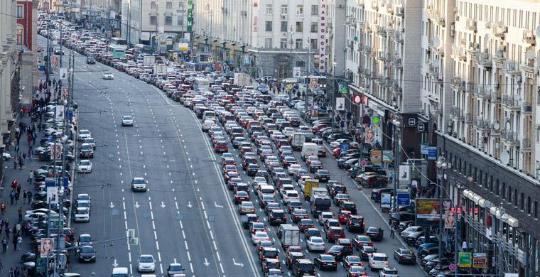 Moscova - cel mai nefavorabil pentru călătorii