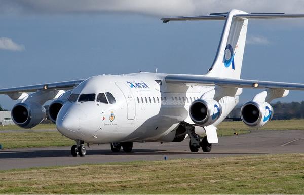 Aerospace BAe 146-200
