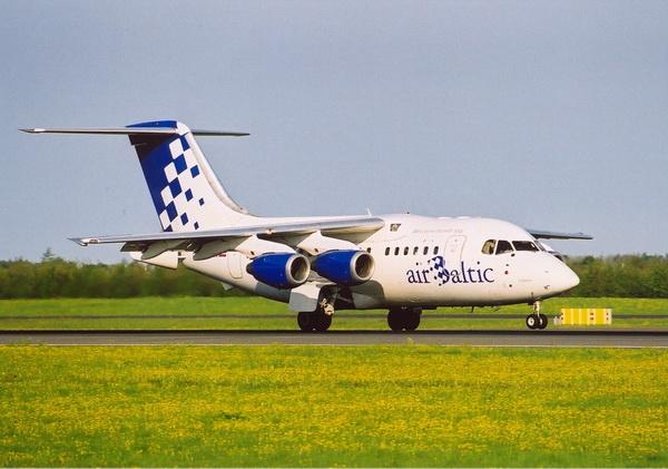 Avro RJ70 / RJ85 / RJ100