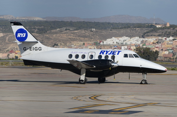 Aero Jetstream J31