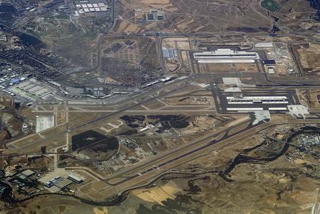 Adolfo Suárez Madrid–Barajas Airport